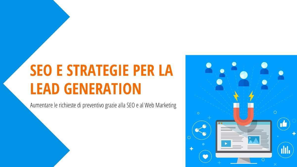 Lead generation SEO B2B